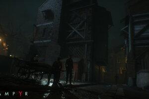 Vampyr Pc Game Wallpaper