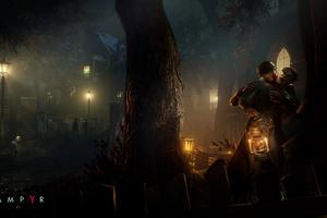 Vampyr Video Game Wallpaper