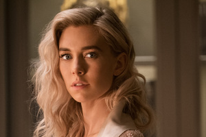 Vanessa Kirby As The White Widow In Mission Impossible Fallout Movie Wallpaper