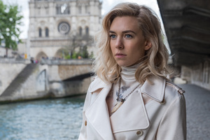 Vanessa Kirby In Mission Impossible Fallout 2018 5k