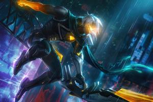 Varus Project League Of Legends 8k Wallpaper