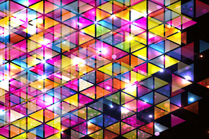 Vector Abstract Shapes Triagnle 4k