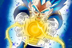 Vegeta Dragon Ball Wallpaper