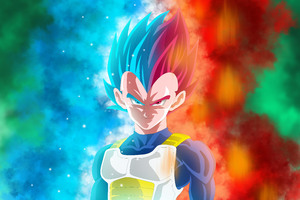 Vegeta Dragon Ball Super Wallpaper