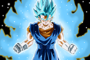 Vegetto Dragon Ball Anime Wallpaper