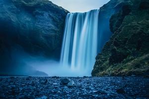 Veil Falls Wallpaper