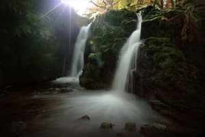 Venford Falls 5k Wallpaper