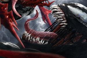 Venom 2 5k Wallpaper