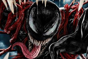 Venom 2 8k Wallpaper