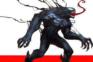 Venom 2020 Art Wallpaper