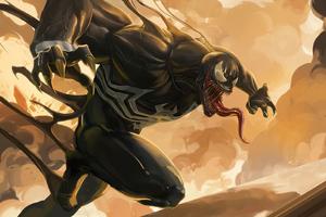 Venom 2020 Artwork 4k Wallpaper