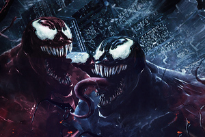 Venom 2022 Wallpaper