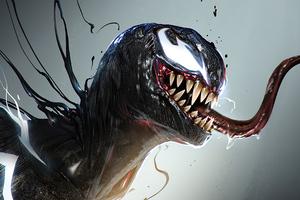 Venom 4k 2020 Art Wallpaper