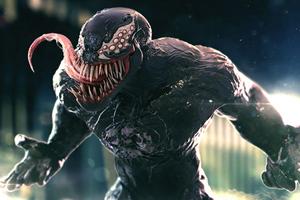 Venom 4k 2020 Wallpaper