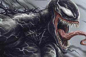 Venom 4k Artwork New