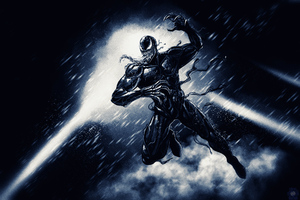 Venom 4k Artworks