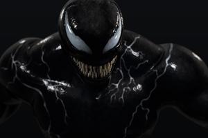 Venom 4k New Art