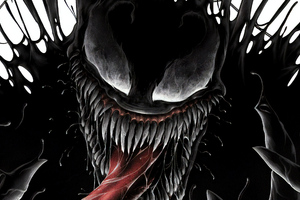 Venom 4k New Poster Wallpaper