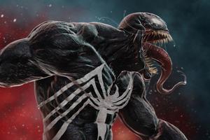 Venom 4k Newart