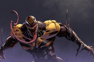 Venom 4kart Wallpaper