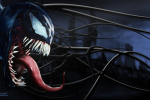 Venom 5k Artworks