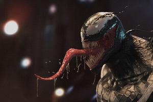 Venom 5k Digital Art