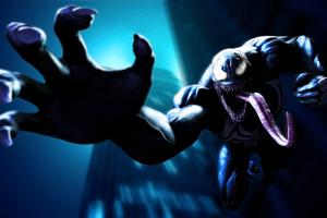 Venom 5k Digital Artwork