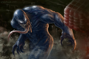 Venom 5k Digital Artworks
