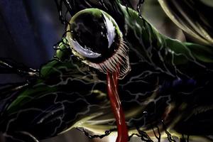 Venom 5k Fan Artwork Wallpaper