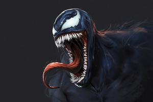 Venom 8k Artwork