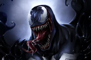 Venom Amazing Artwork