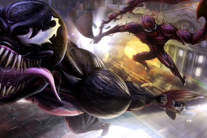 Venom And Carnage 10k