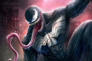 Venom Art Hd New