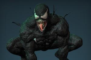Venom Arts 4k Wallpaper