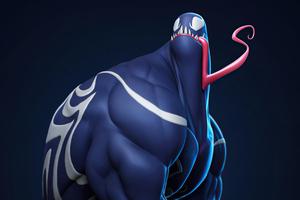Venom Artwork 2020 Wallpaper