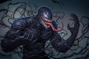 Venom Artwork Danger