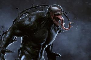 Venom Bad Wallpaper