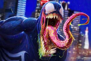 Venom Big Mouth 4k