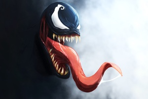 Venom Digital Art Hd