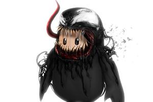 Venom Fall Guys