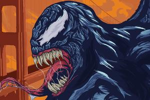 Venom Fan Arts 2018