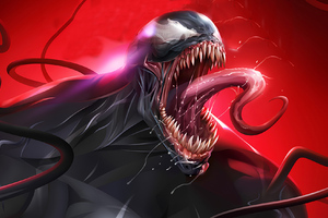 Venom Hd Artwork