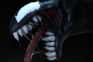 Venom Imax Poster 4k