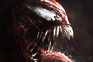 Venom Let There Be Carnage 5k Wallpaper