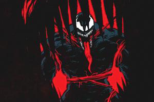Venom Let There Carnage 5k Wallpaper