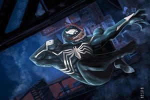 Venom Lethal Takeover Wallpaper