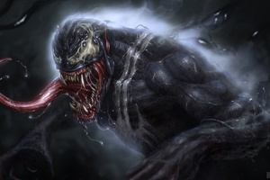 Venom Marvel 5k Wallpaper