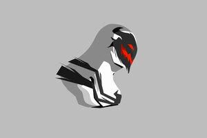 Venom Minimal 4k