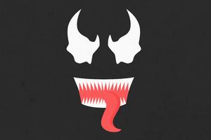 Venom Minimal Art 5k