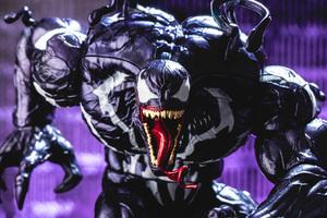 Venom Monster Art